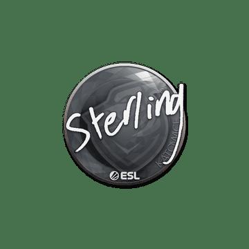 Sticker | sterling | Katowice 2019