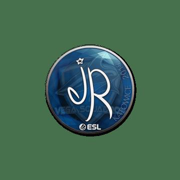 Sticker   jR   Katowice 2019