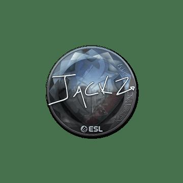 Sticker | JaCkz (Foil) | Katowice 2019