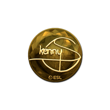 Sticker | kennyS (Gold) | Katowice 2019