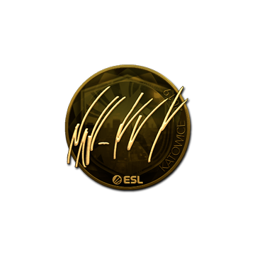 Sticker | NAF (Gold) | Katowice 2019