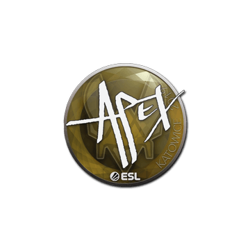 Sticker | apEX | Katowice 2019