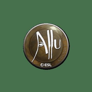 Sticker | allu | Katowice 2019