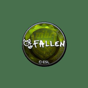Sticker   FalleN (Foil)   Katowice 2019