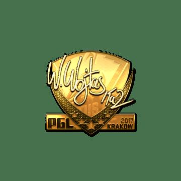 Sticker | TaZ (Gold) | Krakow 2017