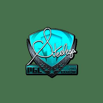Sticker | steel (Foil) | Krakow 2017