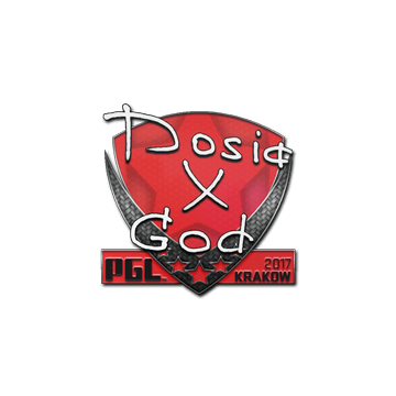Sticker   Dosia   Krakow 2017