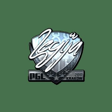 Sticker | LEGIJA (Foil) | Krakow 2017