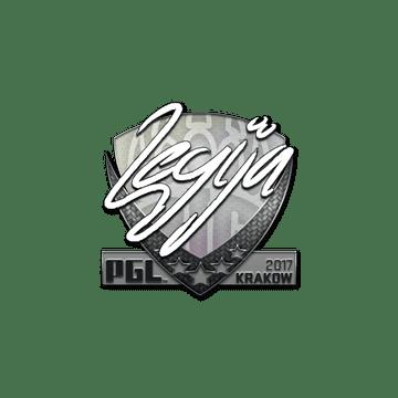Sticker   LEGIJA   Krakow 2017