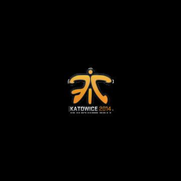Sticker   Fnatic   Katowice 2014