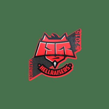 Sticker   HellRaisers   Katowice 2015