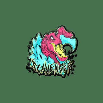 Sticker   Scavenger