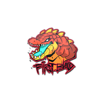 Sticker | First Blood