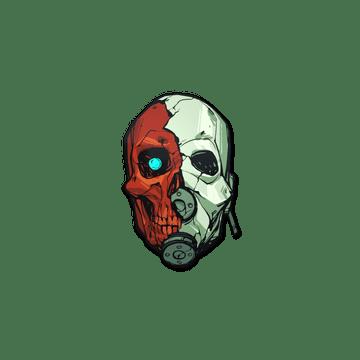 Sticker | Combine Helmet