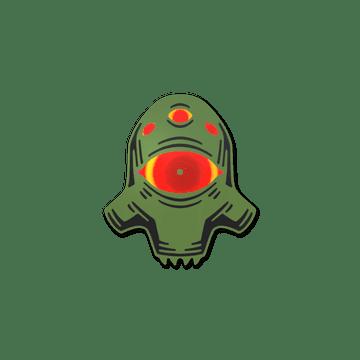 Sticker | Vortigaunt (Holo)