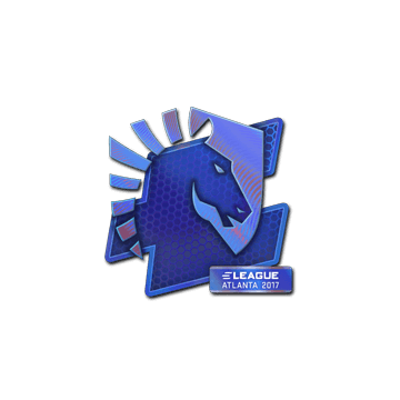 Sticker Team Liquid (Holo) | Atlanta 2017