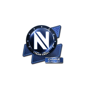 Sticker Team EnVyUs | Atlanta 2017