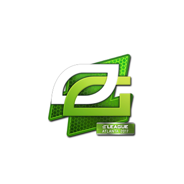 Sticker OpTic Gaming | Atlanta 2017