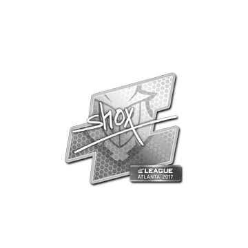 Sticker | shox | Atlanta 2017