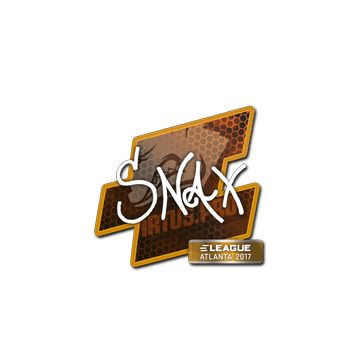 Sticker | Snax | Atlanta 2017