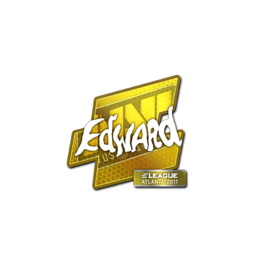 Sticker Edward | Atlanta 2017