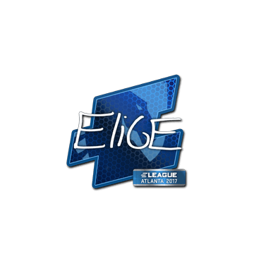 Sticker EliGE | Atlanta 2017