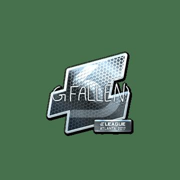 Sticker | FalleN (Foil) | Atlanta 2017