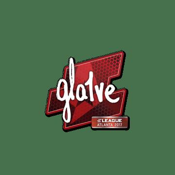 Sticker gla1ve   Atlanta 2017