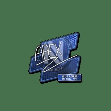 Sticker apEX | Atlanta 2017