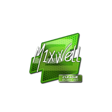 Sticker mixwell | Atlanta 2017
