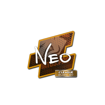 Sticker NEO | Atlanta 2017