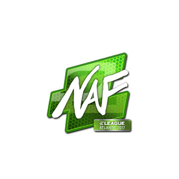 Sticker NAF | Atlanta 2017