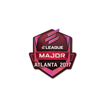 Sticker ELEAGUE (Holo) | Atlanta 2017