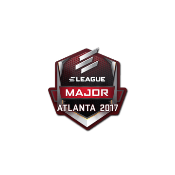 Sticker ELEAGUE | Atlanta 2017