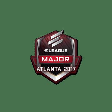 Sticker ELEAGUE | Atlanta 2017
