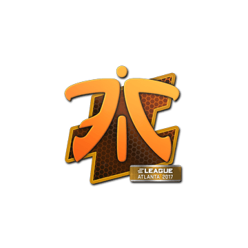 Sticker Fnatic | Atlanta 2017