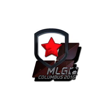 Sticker Gambit Gaming (Foil) | MLG Columbus 2016