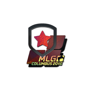 Sticker Gambit Gaming (Holo) | MLG Columbus 2016