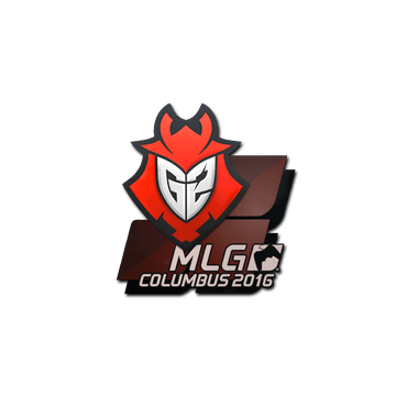 Sticker G2 Esports | MLG Columbus 2016