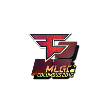 Sticker FaZe Clan (Holo) | MLG Columbus 2016