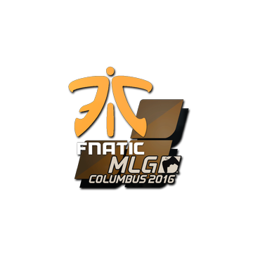 Sticker Fnatic | MLG Columbus 2016