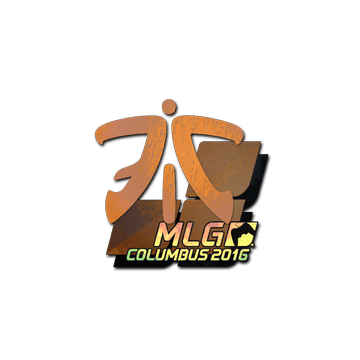 Sticker Fnatic (Holo) | MLG Columbus 2016