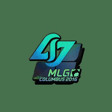Sticker Counter Logic Gaming (Holo) | MLG Columbus 2016