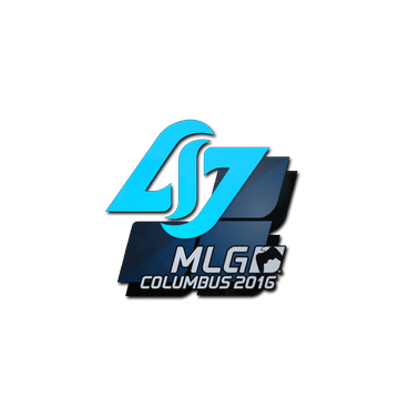 Sticker Counter Logic Gaming | MLG Columbus 2016