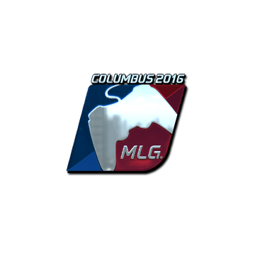 Sticker MLG (Foil) | MLG Columbus 2016