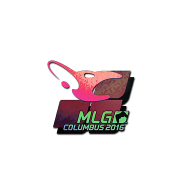 Sticker mousesports (Holo) | MLG Columbus 2016