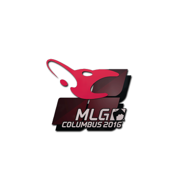 Sticker mousesports | MLG Columbus 2016