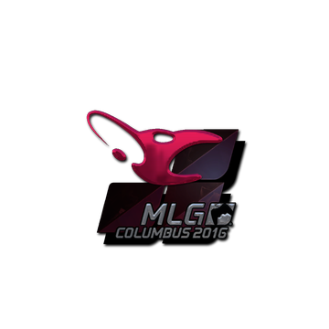 Sticker mousesports (Foil) | MLG Columbus 2016