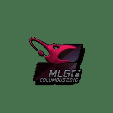 Sticker | mousesports (Foil) | MLG Columbus 2016