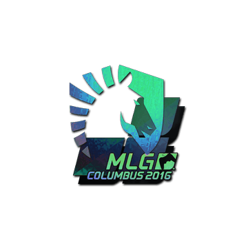 Sticker Team Liquid (Holo) | MLG Columbus 2016